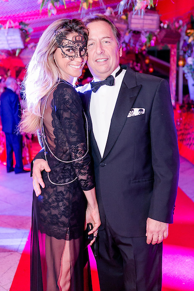 Simone Cavallieri e Janick Daudedt