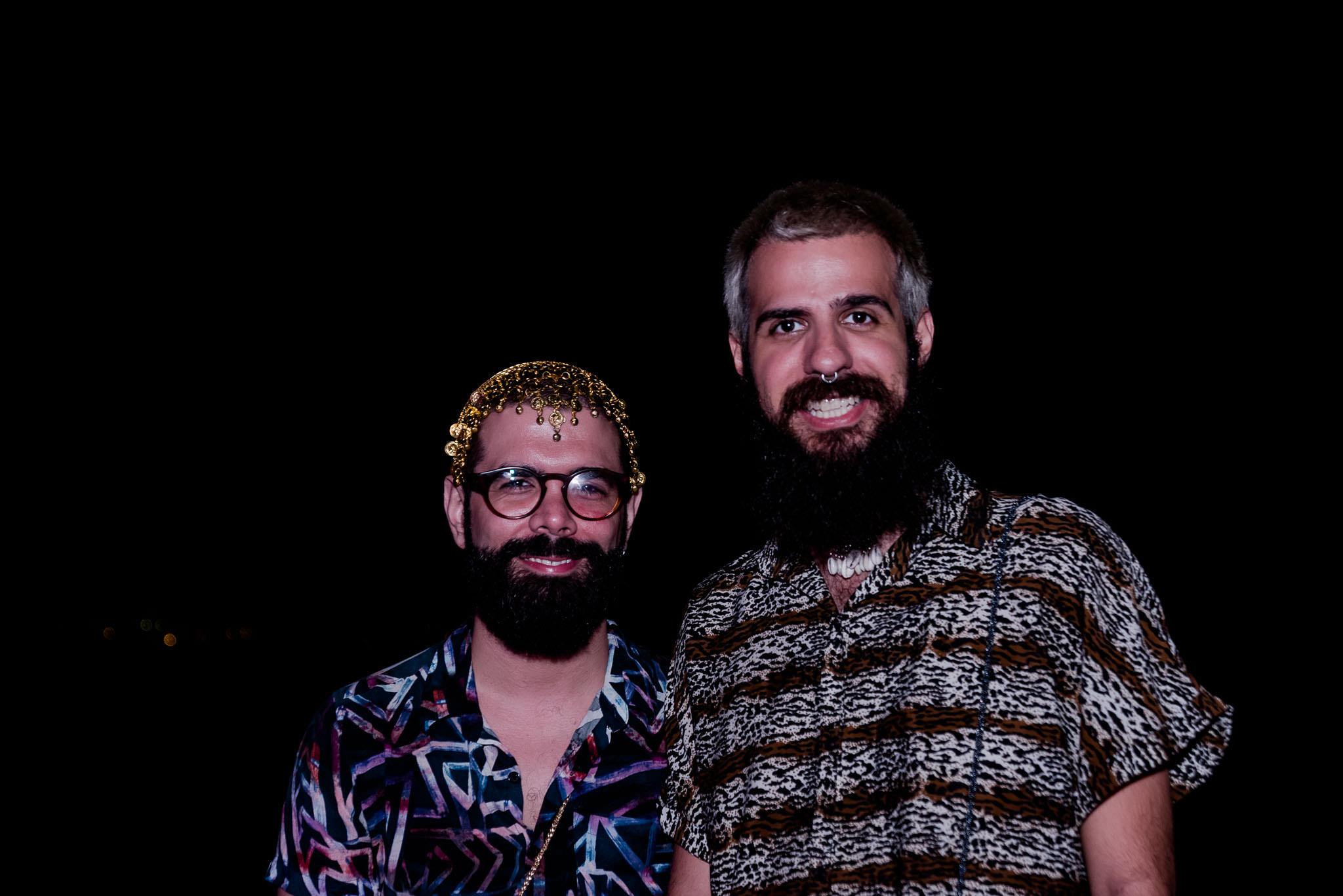 Thiago Theodoro e Lineker Costa