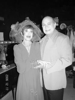 Elisabeth Gasper e Angelo de Matos