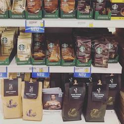 starbucks meets nordica coffee.... #nord
