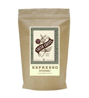 Nordica Coffee ESPRESSO INTENSO 30 Kapseln für NESPRESSO®*