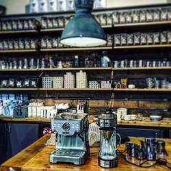 Kaldi Coffee & nordica coffee we are hap
