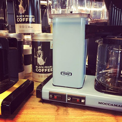 brand new moccamaster select and we are