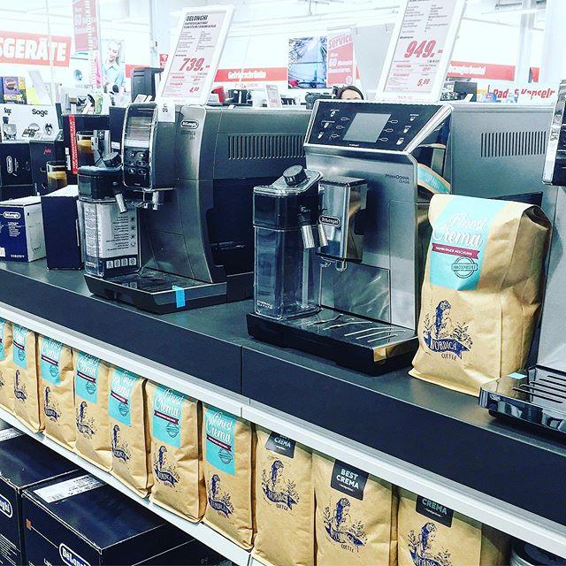 b e s t  c r e m a  #mediamarkt #kaffee