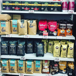 freie Wahl.....😉 #kaffee #coffee #hambu