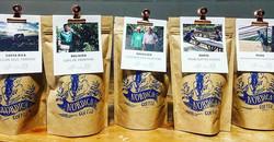 our new coffee range direct trade organi