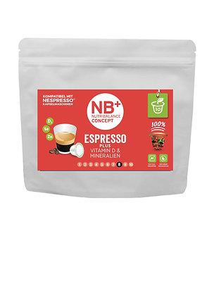 NBPLUS® ESPRESSO  + Vitamin D Mineralien