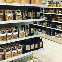 NORDICA COFFEE every where...... #nordic
