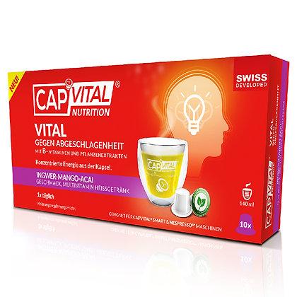 CAPVITAL® VITAL Multivitamin Getränk - Nespresso kompatibel