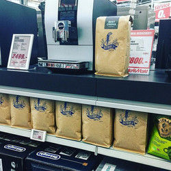 customer like our coffee ☕️😊 #kaffeevol