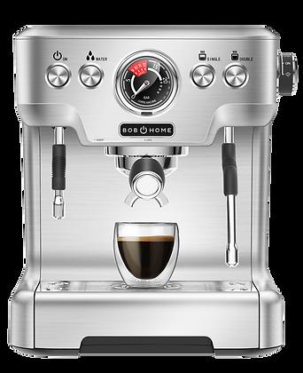 BOBHOME® Espresso Club ESPRESSO MASCHINE