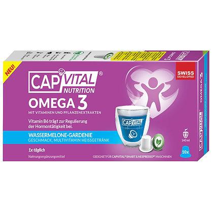 CAPVITAL® OMEGA3 MULTIVITAMIN Getränk - NESPRESSO® kompatibel