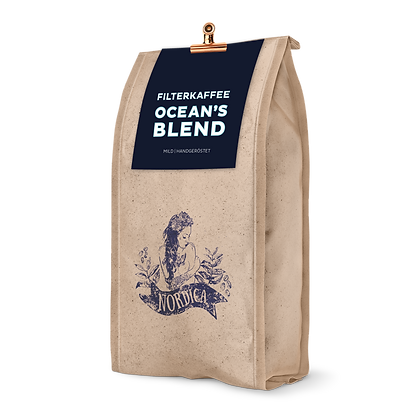 OCEAN`S BLEND FILTERKAFFEE 500g BOHNE