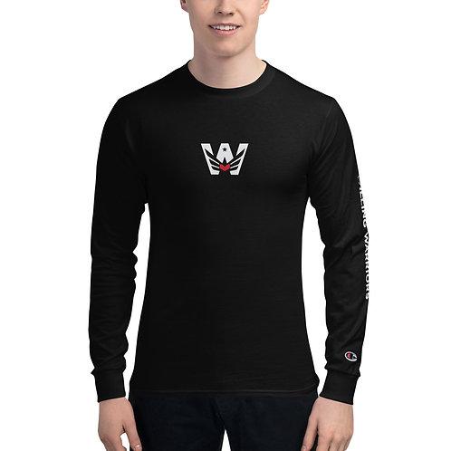 Willing Warrior Men's Champion Long Sleeve Shirt