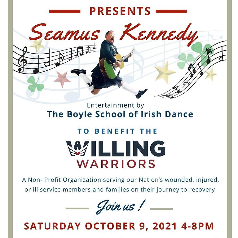 Seamus Kennedy Concert