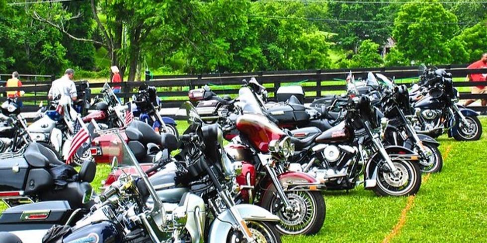 2nd Annual Memorial Motorcycle Poker Run