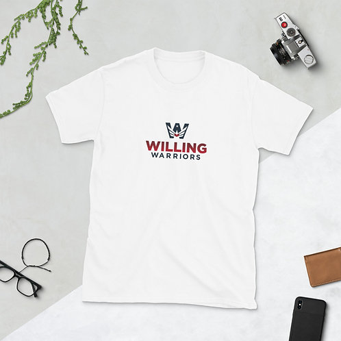 Willing Warrior Short-Sleeve Unisex T-Shirt