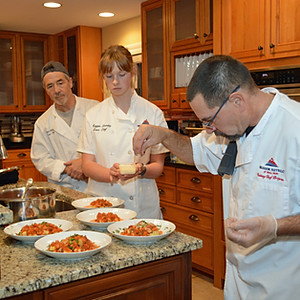 The Visiting Chef Program