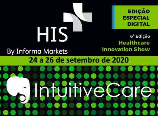 Healthcare Innovation Show | Patrocínio