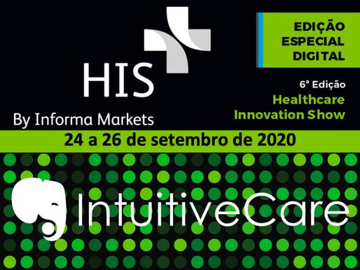 Healthcare Innovation Show   Patrocínio