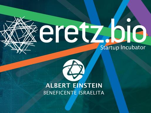 Eretz.bio   A IntuitiveCare na incubadora do Hospital Albert Einstein!