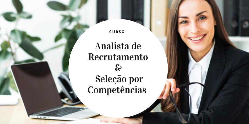 Curso de Analista de Recrutamento e Seleção por Competências