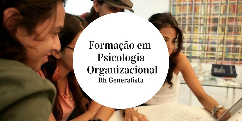 Formação em Psicologia Organizacional