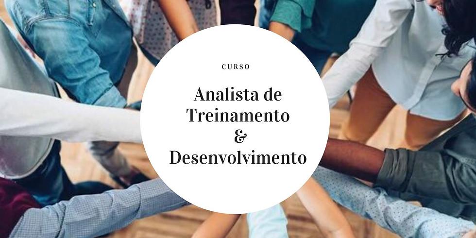 Curso Analista de Treinamento e Desenvolvimento