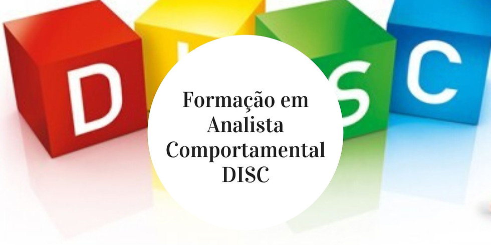 Formação em Analista Comportamental DISC