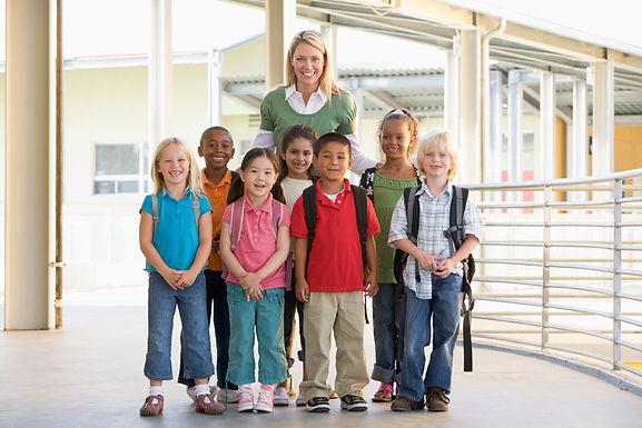 Artikel NHD : Alle kinderen zijn dol op juf
