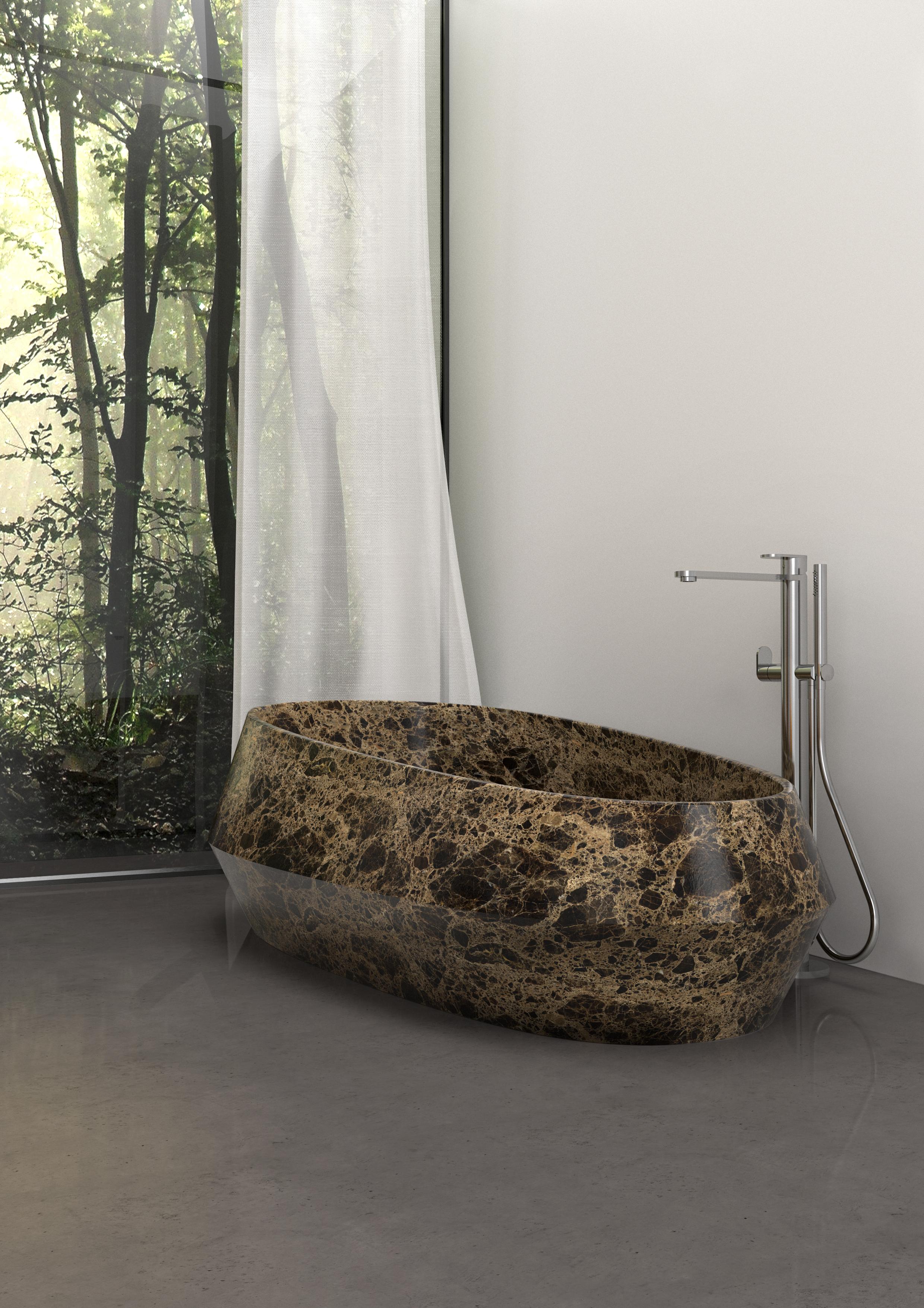 Tosca Bath | Marmi Serafini