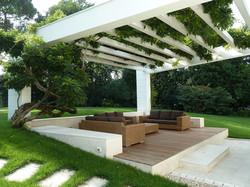 Marmi Serafini | Struttura giardino