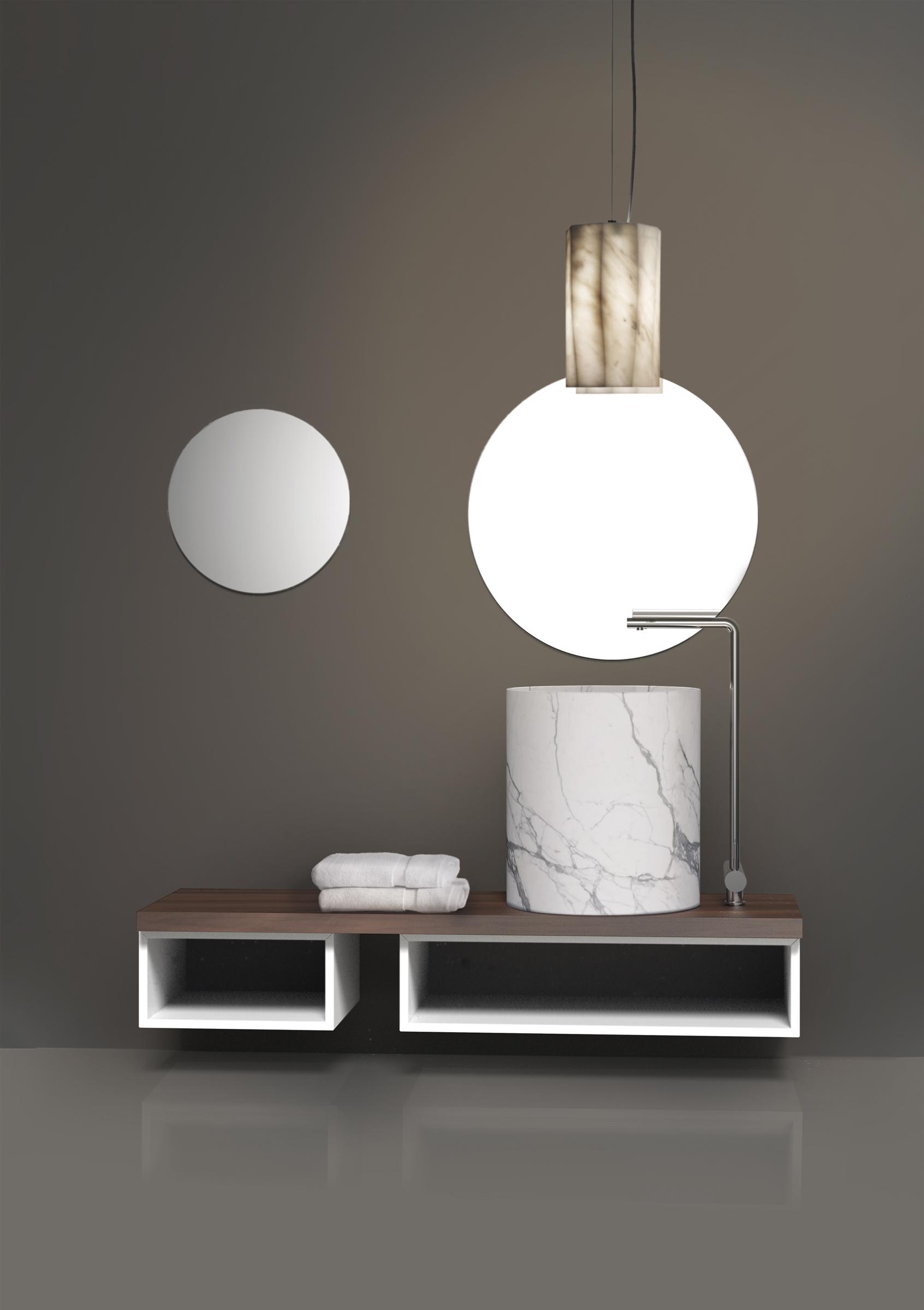 Circle Medium | Marmi Serafini