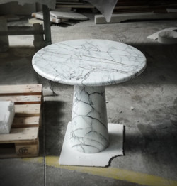 Coffee table in Statuarietto