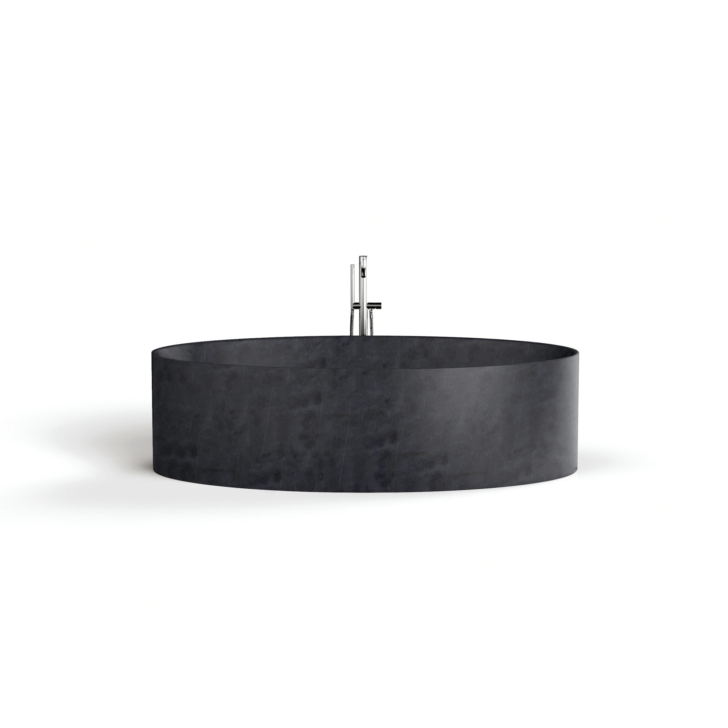 OVALE BATH | Marmi Serafini