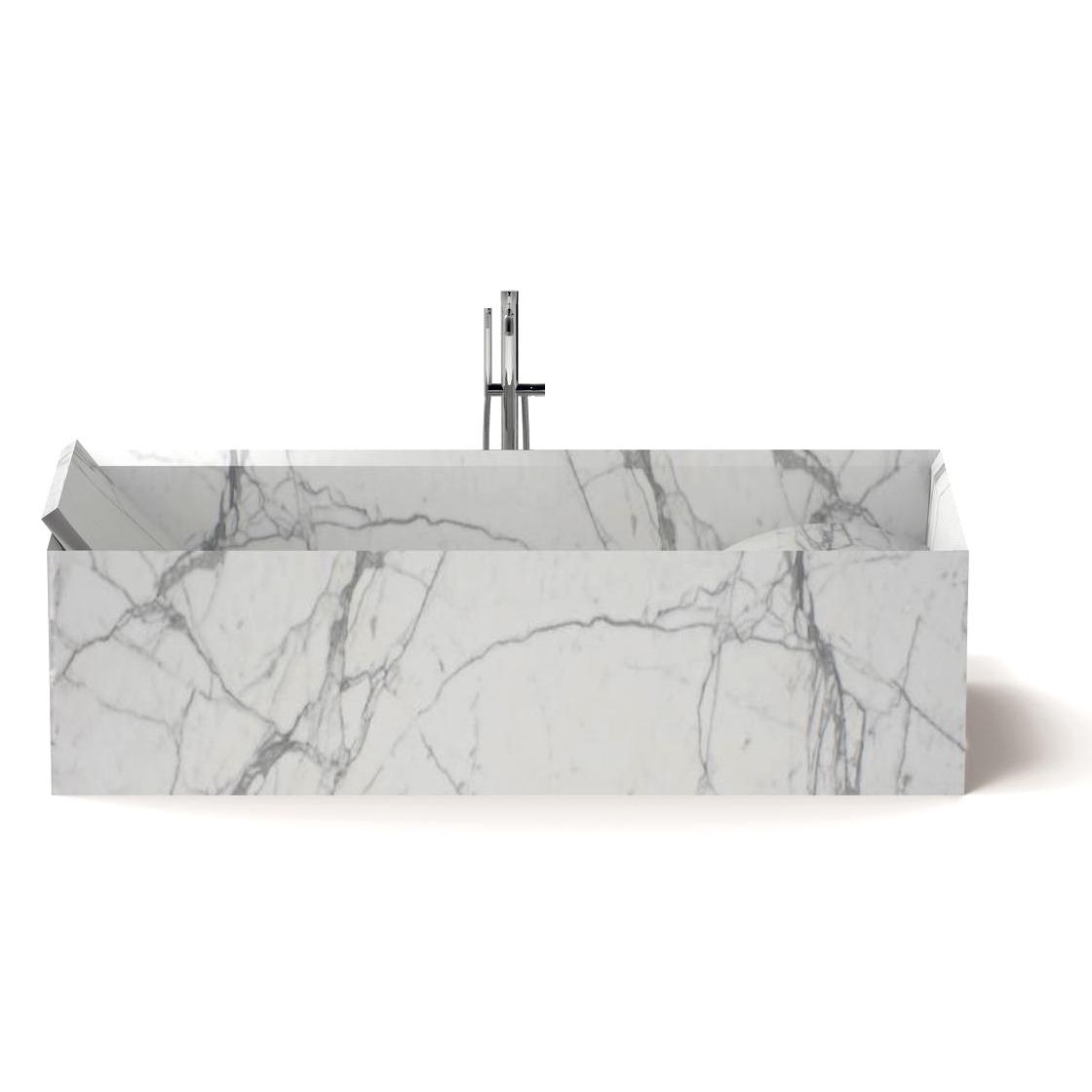Square Bath | Marmi Serafini