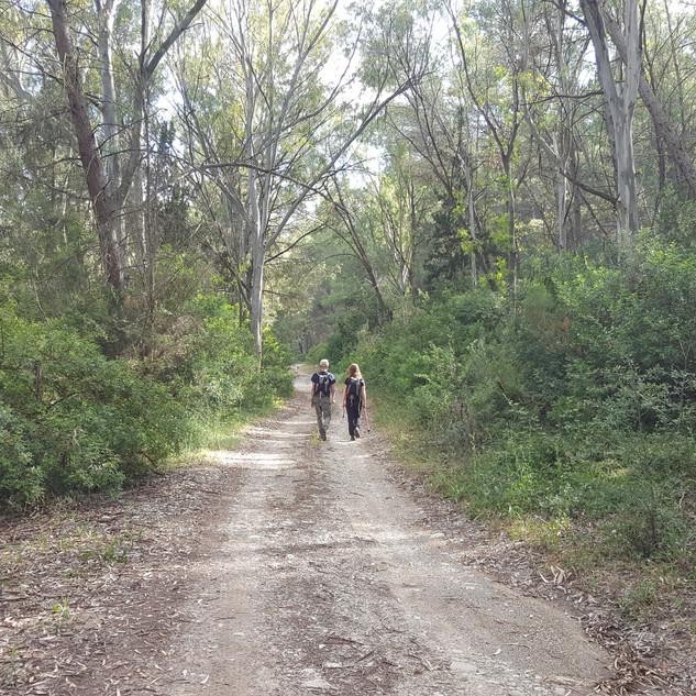 Escursioni con Cosimo