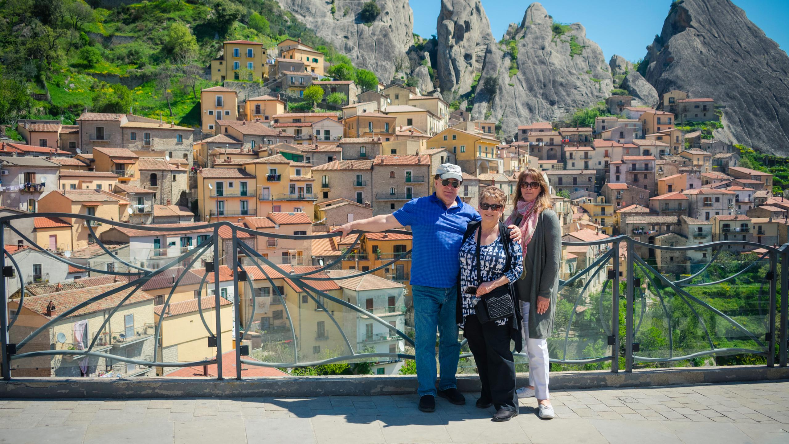 Tours of Basilicata