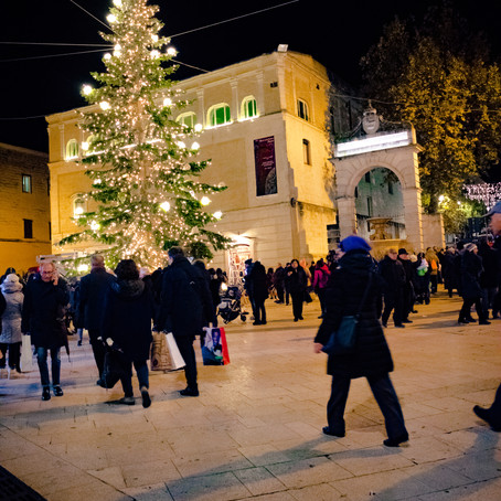 Christmas in Matera