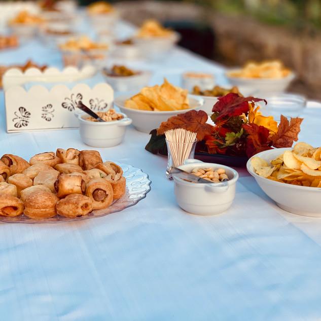 Agriturismo L'assiolo ⎮ Feste ed eventi