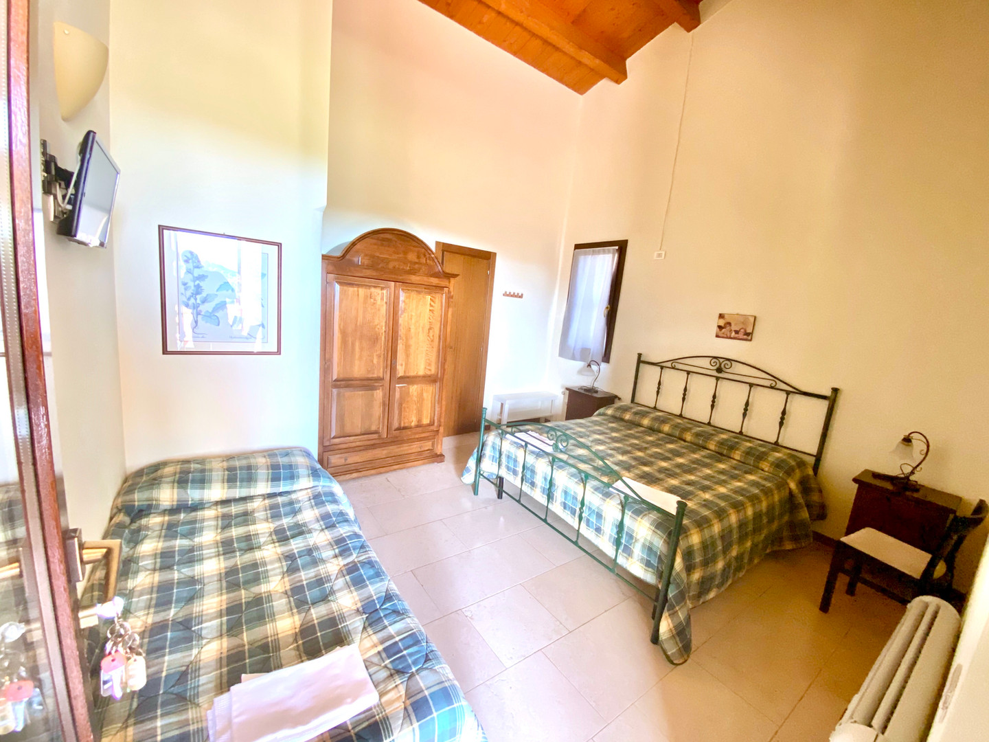 Agriturismo L'assiolo ⎮ Camere
