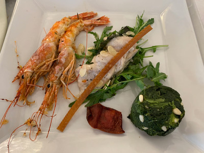 Southern Italy Wedding Food
