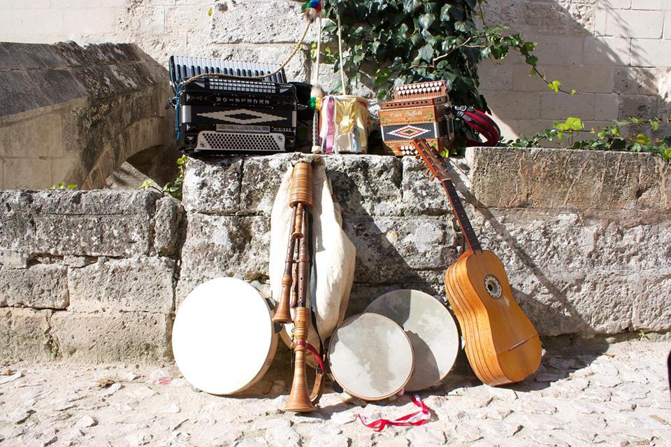 Music of Basilicata