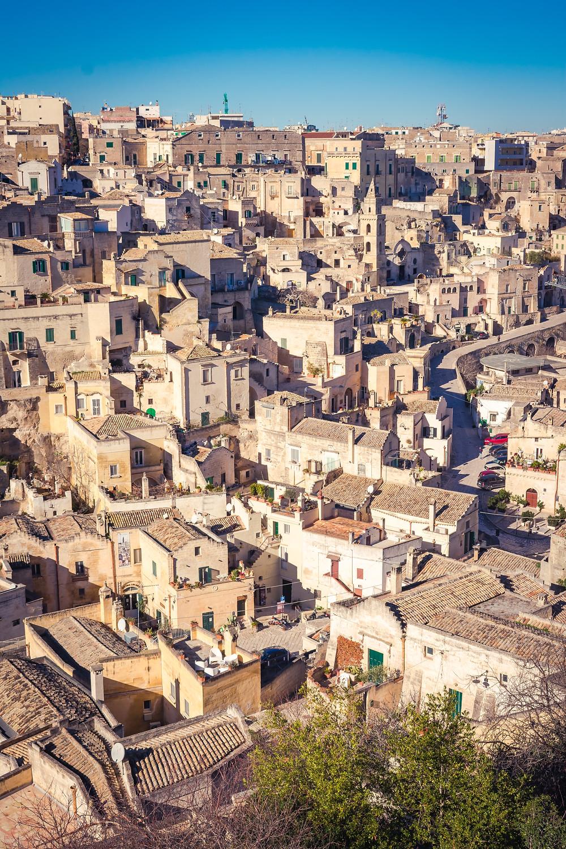 Matera Vacations