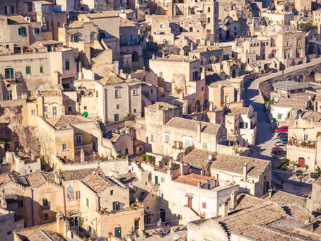 Basilicata - #3 place to visit in 2018