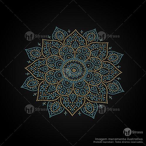 5 un. Mandala - Ref.: 1413