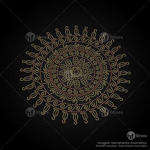 5 un. Mandala - Ref.: 1359