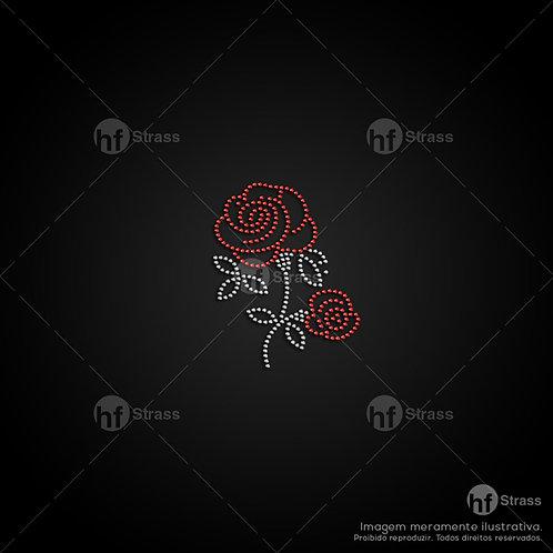 5 un. Rosas - Ref.: 1154