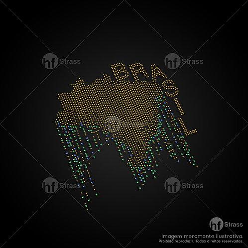 5 un. Brasil - Ref.: 1253