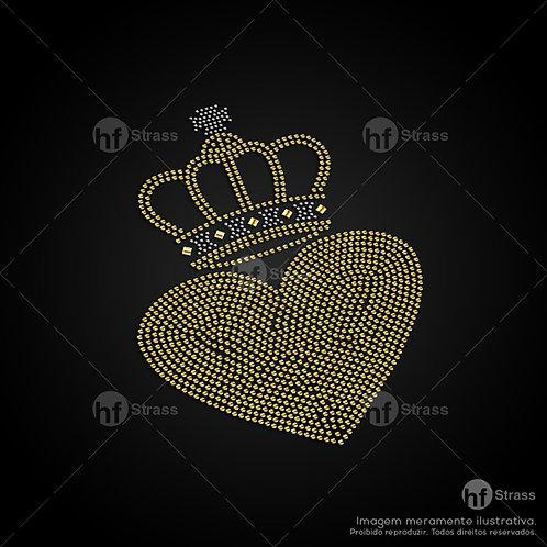 5 un. Coroa - Ref.: 1020